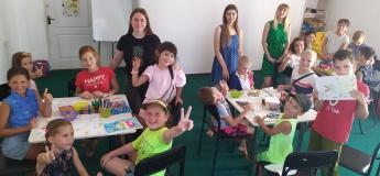 Групповые английские занятия для детей 5-10 лет