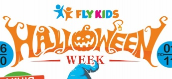 Halloween Weekend у Fly Kids!