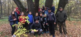 Детский лагерь Хортицкая Сечь