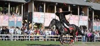 Під Києвом пройде фестиваль по древньому кінному бойовому мистецтву