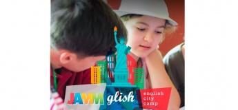 Осінній мовний бізнес-табір JAMMglish