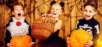 Хеллоуин вечеринка и мастер-класс по приготовлению привидений из маршмелоу