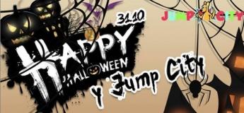 Страшно весёлый Halloween в Jump City