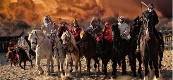 На Київщину прийдуть Воїни Апокаліпсису