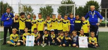 Заняття з футболу в Києві