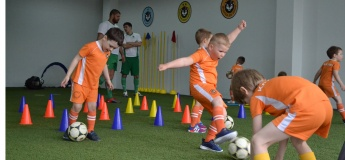 Свято до Дня народження найкращої Академії для розвитку дітей на базі футболу в Україні !