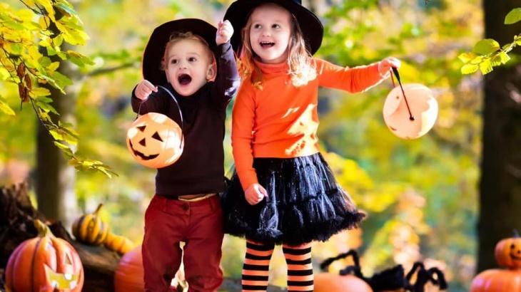 Hallowen вечірка