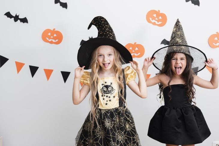 Halloween Party «Монстри на канікулах» для дітей