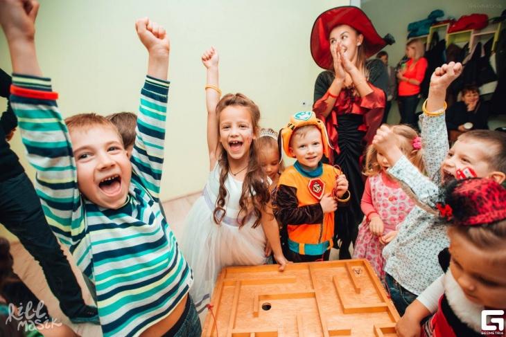 Лучшие дни рождения для детей, взрослых и целых компаний!