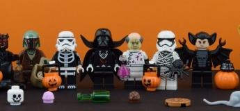 Мастер класс LEGO Halloween