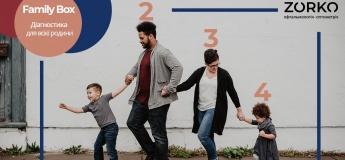 Family Box: диагностика у офтальмолога всей семьей