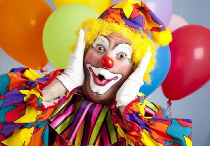 "Цирк ""Время улыбаться"""