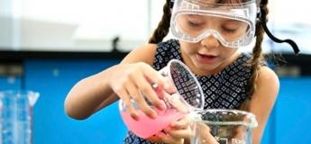 МК школа юных экспериментаторов