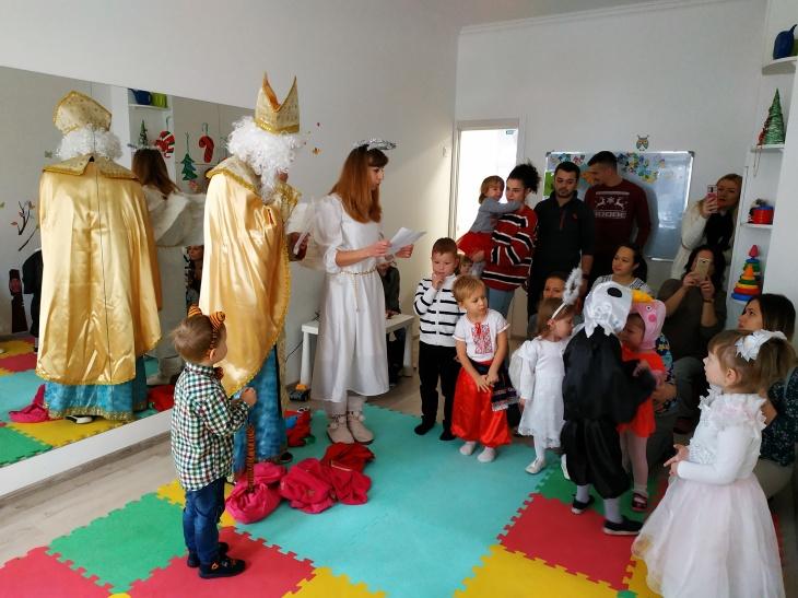Костюмована вечірка до дня Святого Миколая