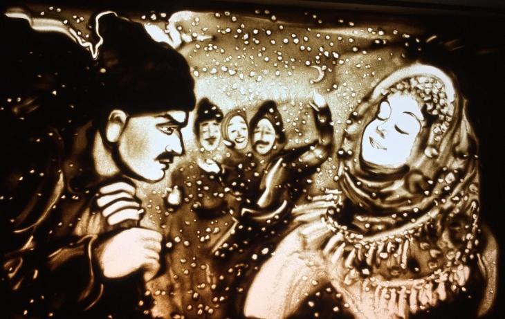 Ночь перед Рождеством. Онлайн премьера!
