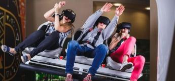 """Атракціон віртуальної реальності """"XRIDE"""" та """"7D кіно"""""""