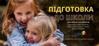 """Подготовка к школе от частной лицензированной """"Школы 977"""""""