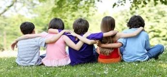 Давай дружить. Игровое общение для детей 9-12 лет