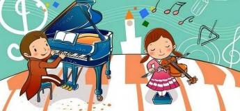 """Художньо-музичний майстер-клас """"Намалюй мені музику"""""""