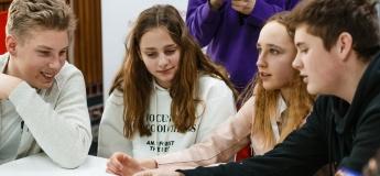 Тренінги для підлітків Зима-Весна 2021