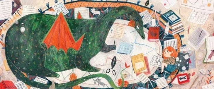 Літклуб Букмоль: Повітряна книгарня Франкліна