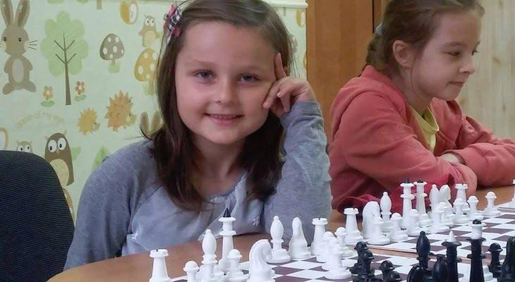 Заняття з шахів для дітей від 5 років