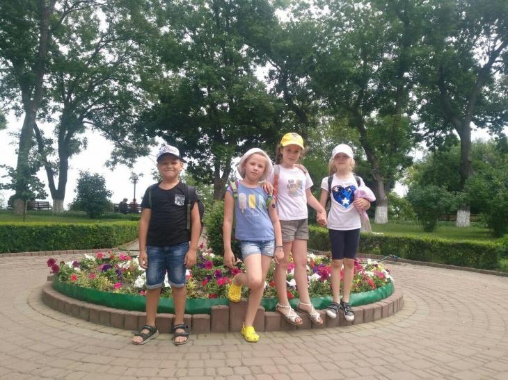Дитячий табір Kids Family Day Camp