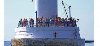 Екскурсія на Воронцовський маяк