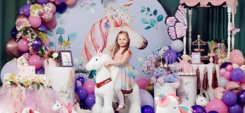 Организация детских праздников от ивент агентства GorodProShow