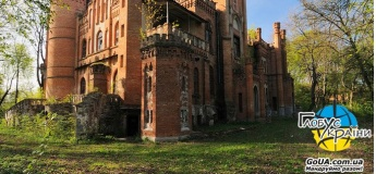 Софиевка, замок и Букский каньон - три дня в Умани