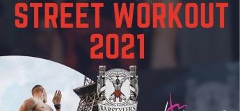 Відкриття літнього сезону STREET WORKOUT 2021