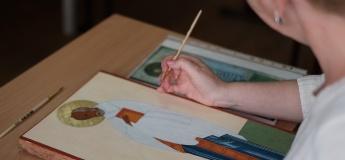 Курс іконопису для дітей влітку