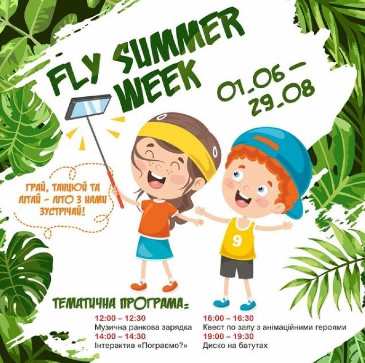 Fly Summer Week