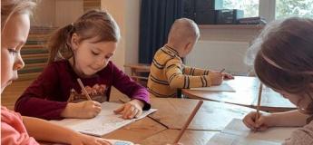 Експрес-курс підготовки до школи