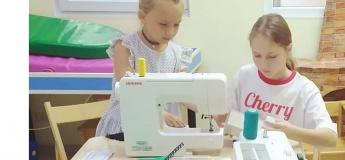 Дитячий швейний курс Приміряємо літо 2021