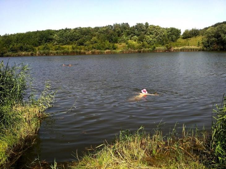 """Екскурсiя з купанням """"Золоте озеро"""""""