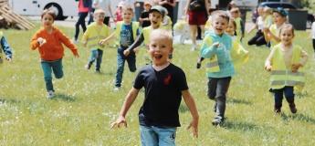 Проводиться набір до дитячого приватного ліцензованого закладу дошкільної освіти Фрузя