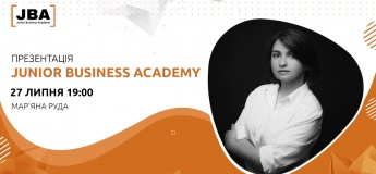 Презентація Junior Business Academy