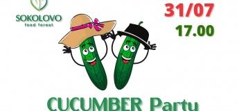 Cucumber Паті