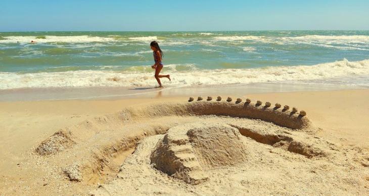 Кемпинговый тур: Древняя Таврия (Каменная Могила) + Азовское море