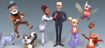3D Персонаж і Анімація