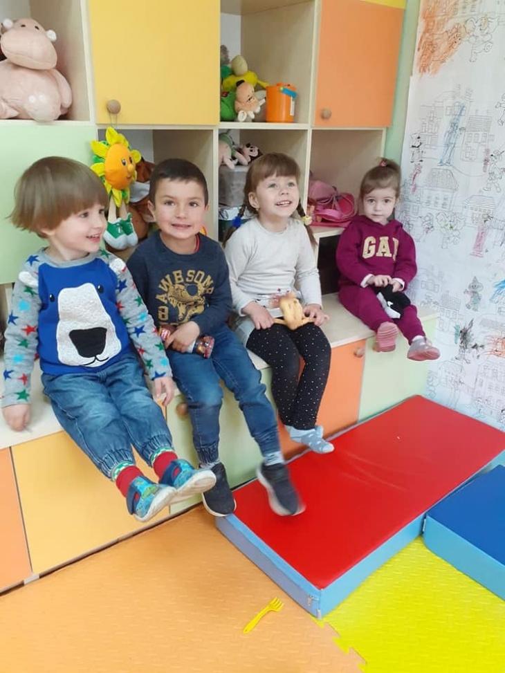 «Розумашки» для найменших діток
