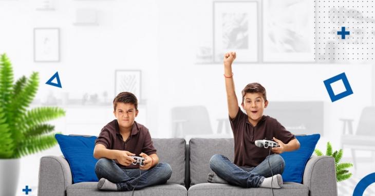 """Відкритий урок на 44 кварталі для дітей 7-14 років """"Створення комп'ютерних ігор"""""""