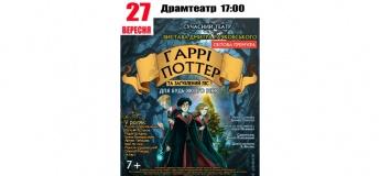 """Вистава """"Гаррі Поттер і Загублений світ"""