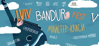 Майстер-класи Lviv Bandur Fest 2021