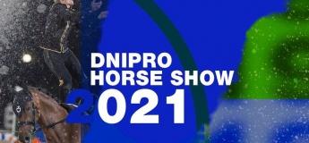 Кінне шоу «DNIPRO HORSE SHOW»