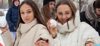 Зимняя смена MU camp 2022. Новогодняя серия