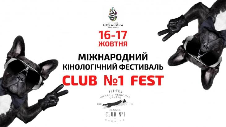 Кінологічний фестиваль