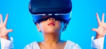 """Детский День рождения в виртуальной реальности """"MirVR"""""""