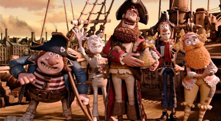 КОЛЕСО ИСТОРИИ: Пиратская история взаправду